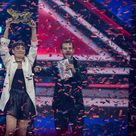 X Factor 13, la finale: L'emozione sui volti dei quattro in gara