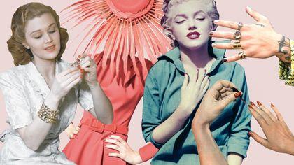 La storia della manicure, dalla Mesopotamia a Rihanna