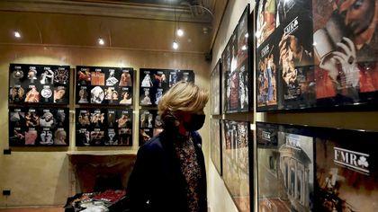 Franco Maria Ricci: i segni dell'uomo: le foto della mostra