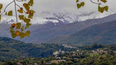 La regione Lazio stanzia 20 milioni per il mega impianto sciistico, lì dove non nevica quasi più