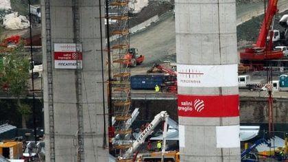 Ponte Genova:  varata penultima campata, mancano ultimi 67 metri