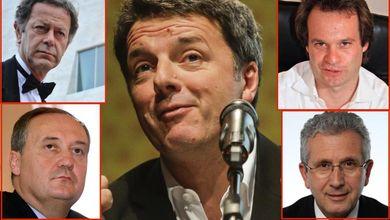 Matteo Renzi e Open: i nuovi nomi. E quegli 800mila euro dall'imprenditore (poi candidato)