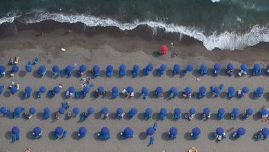 L'oro delle spiagge arricchisce l'investitore vip