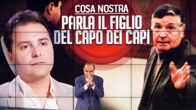 Riina Jr. ospite di Bruno Vespa: indignazione, vergogna, ma soprattutto incompatibilità