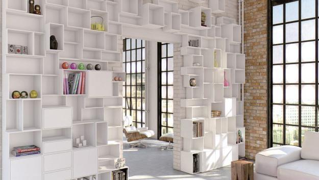 Librerie A Muro Su Misura.La Parete Libreria Grande Protagonista La Stampa Ultime