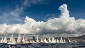 Millevele, 210 barche per la festa del mare di Genova
