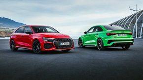 """Audi RS3, la nuova generazione ama i """"traversi"""""""