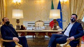 Centrodestra in ordine sparso: Lega divisa sul Green pass e alta tensione sulla Giustizia con Forza Italia