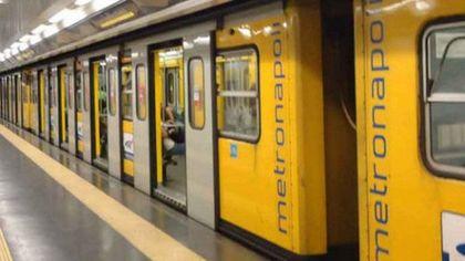 Napoli, si ferma la metropolitana linea 1 per due ore
