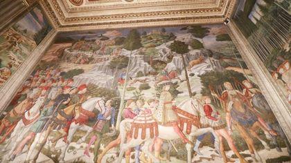 Firenze, nuova luce per la Cappella dei Magi