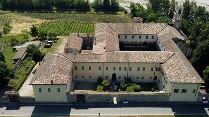 Parma, con il Fai alla scoperta della Badia di Torrechiara