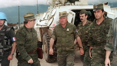 Ratko Mladic, confermato l'ergastolo per «il macellaio di Bosnia