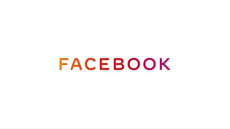 Colori Con La P.Facebook Cambia Il Marchio Sara Maiuscolo E Con Altri