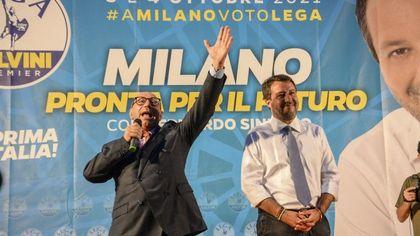 """Comunali a Milano, Salvini spinge Bernardo: """"Miglior candidato per battere Sala, domenica prenderanno il Maalox"""""""