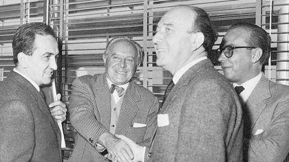 Giulio Castelli, il padre di Kartell in mostra