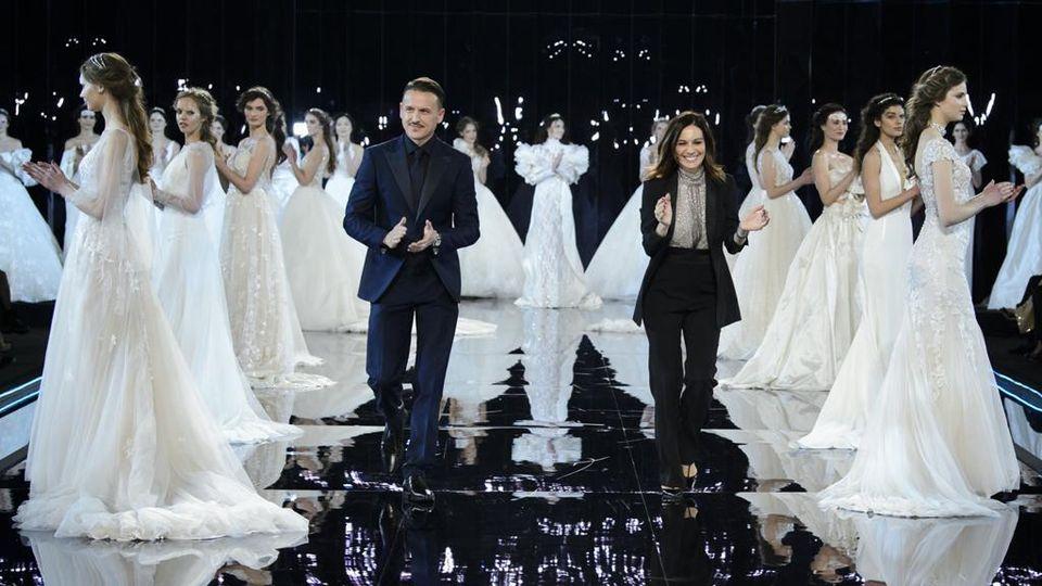 sale retailer 4e330 26fa0 Gli abiti da sposa di Nicole Fashion Group sempre più ...