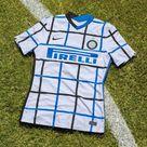Inter, ecco la nuova maglia da trasferta