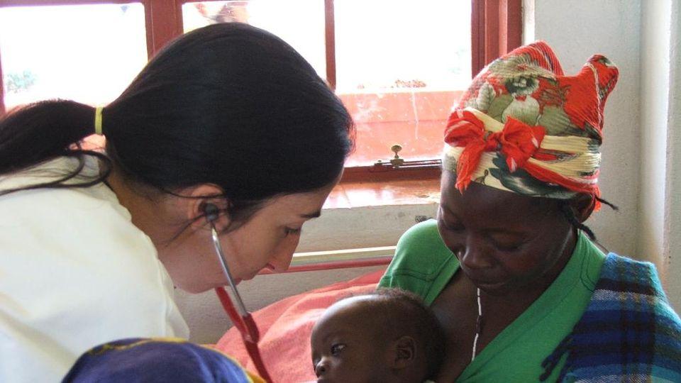 Incontri medici in Sud Africa