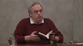 """Don Gianni Marmorini racconta la Bibbia a """"Una Chiesa a più voci"""""""