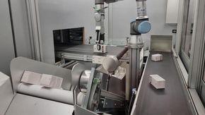 Al Mauriziano arriva il robot farmacista: distribuisce mille confezioni ogni ora