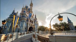 Svelato il nuovo look del Castello di Cenerentola per i 50 anni di Disney World