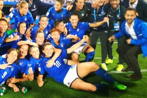 Trionfo Italia femminile, va al Mondiale: Portogallo battuto