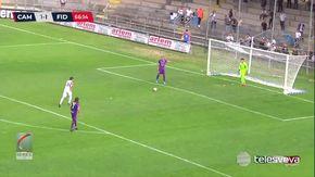 Campobasso - Fidelis Andria: gol dopo palla non restituita e scatta la rissa. Poi la rete della pace