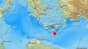 Terremoto in Grecia, scossa di magnitudo 6.5 a Creta