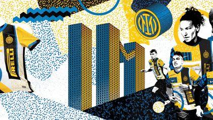 Inter, ecco la quarta maglia: è la prima col nuovo logo