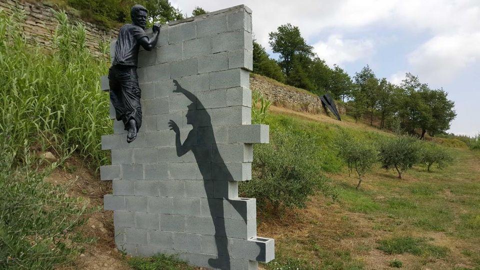 A Roccaverano Il Parco Artistico Si Visita Con La App La Stampa