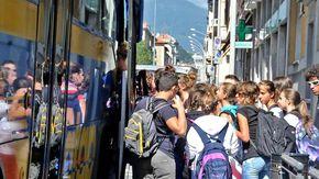 """""""Per evitare rischi e mettere al riparto le scuole sui bus ci vogliono stessi autisti e stessi studenti"""""""
