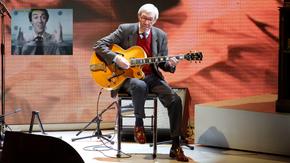 E' morto Franco Cerri, l'autodidatta che divenne il più autorevole chitarrista jazz italiano
