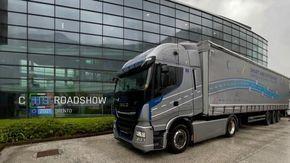 Autobrennero laboratorio italiano del Truck Platooning, il futuro del trasporto pesante