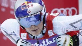 Vonn hammers his skis, then apologizes: