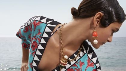Perle e perline, protagoniste dei bijoux per l'estate