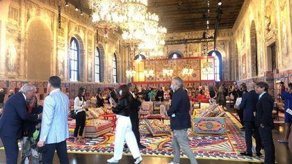 Dolce&Gabbana a Venezia debuttano nell'arredamento