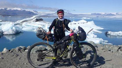 L'Islanda in bici vista da Clelia, la studentessa milanese da record