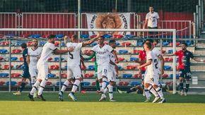 La Pro Vercelli torna con un punto da Verona, ma il pareggio sta stretto ai leoni
