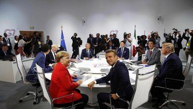 Il G7 e la battaglia per la libera informazione