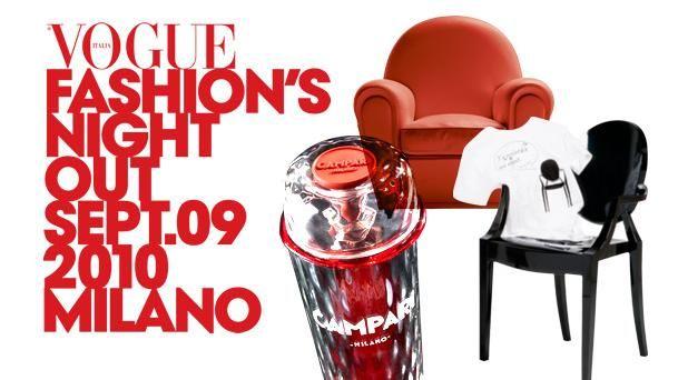 Design al Vogue Fashion\'s Night Out - La Stampa