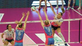Volley, la prima uscita stagionale della Igor è alle 20 contro Monza per il trofeo Banco Bpm