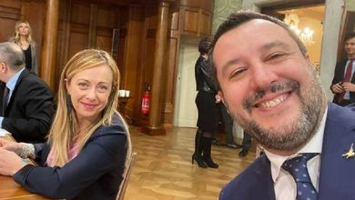 Matteo Salvini e Giorgia Meloni sono diventati indistinguibili sui social