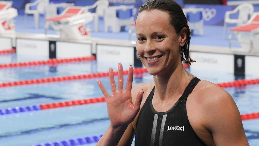 """Federica Pellegrini, gli ultimi 200 metri: """"Ho sorriso anche mentre nuotavo"""" - La Stampa"""