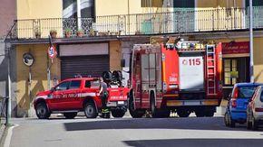 Allarme incendio in un alloggio di via Galilei: era una pentola a pressione dimenticata sui fornelli