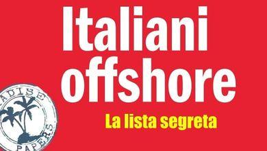 Paradise Papers, la lista segreta di tutti gli italiani coinvolti