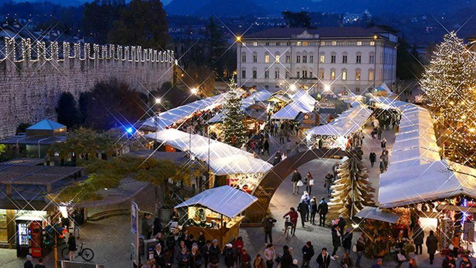Mercatini Natale Trento.Trento La Citta Del Natale La Stampa