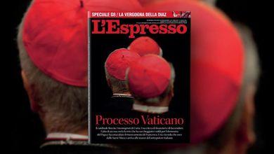Processo Vaticano: L'Espresso in edicola e online da domenica 11 luglio