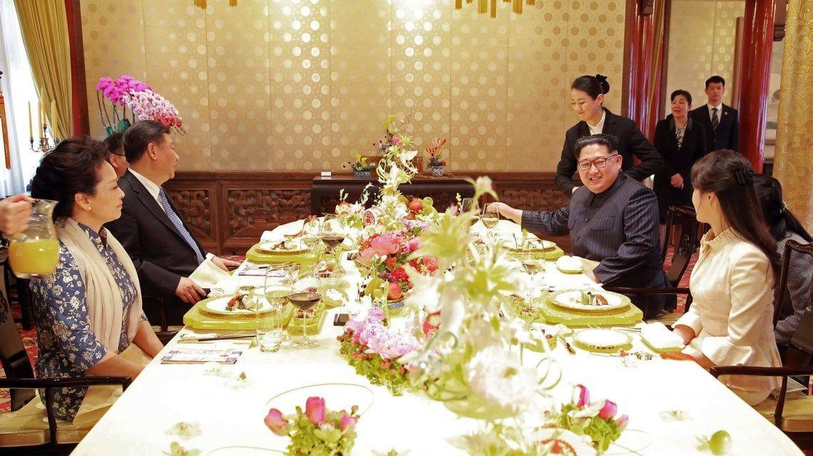 Nord coreano incontri doganali