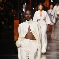 Fendi: il video della sfilata SS22 alla settimana della moda di Milano