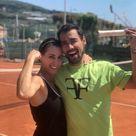 Tennis, recupero in meno di un mese: Fognini in campo dopo intervento alle caviglie